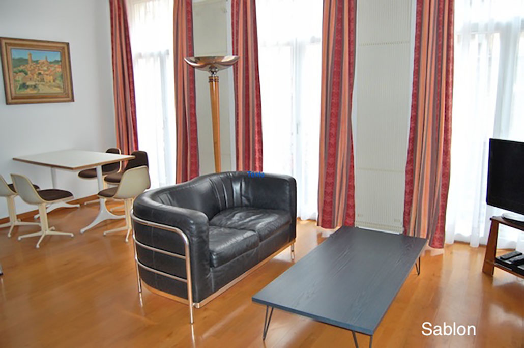 Brussels Centre Sablon High Quality Furnished 1-BR