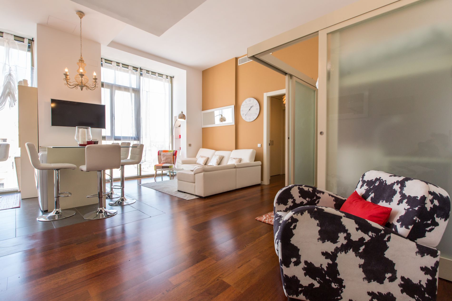 Modern And Spaciou 1 Bedroom Apartment