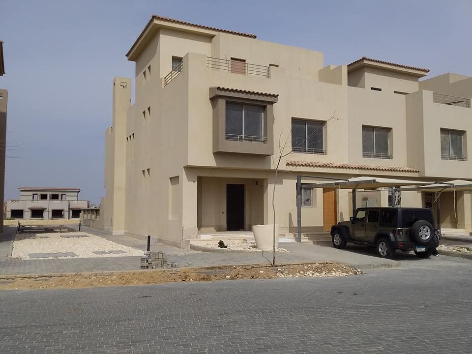 New Villa For Rent In Palm Hills 6 October City