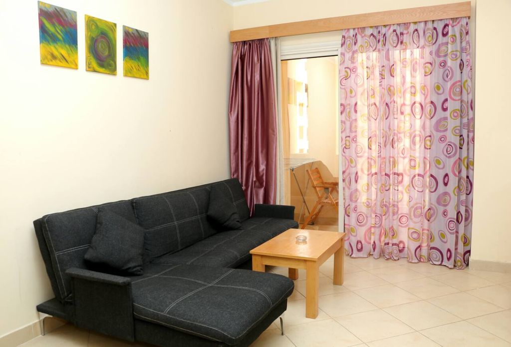 One-bedroom Apartment On The Red Sea In Hurghada